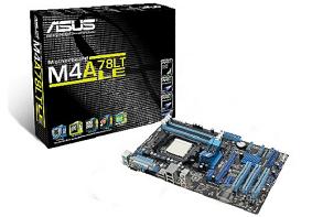 华硕M4A78LT LE主板使用BIOS设置U盘启动的方法